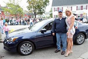 Million Mile Joe honored with 2012 Honda Accord and parade ...