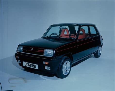 renault gordini renault 5 turbo 1976 1991