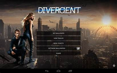 Divergent Wallpapers Games Wallpapercave