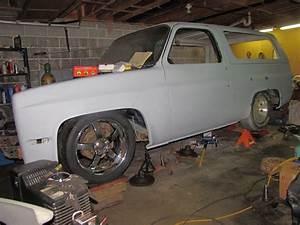 1989 K5 Blazer Project