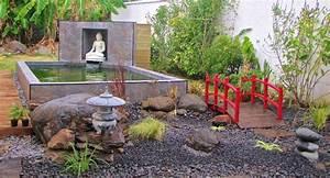 Bassin De Jardin Pour Poisson : faire un bassin de jardin japonais bassin de jardin ~ Premium-room.com Idées de Décoration