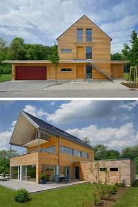 Einfamilienhaus Mit Garage : modernes einfamilienhaus mit einliegerwohnung garage ~ Lizthompson.info Haus und Dekorationen