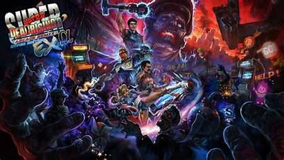 Rising Dead Ultra Arcade Remix Fondo Pantalla