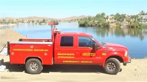 emergency spill response