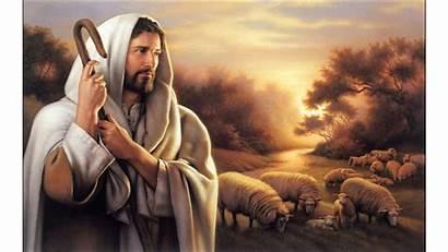 Jesus 4k Wallpapers Savior Desktop Christ Backgrounds