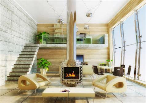 home interior photos interior decoration attic and fireplace 3d house