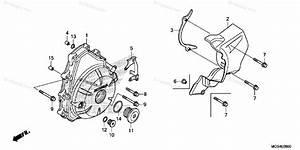 Honda Motorcycle 2012 Oem Parts Diagram For Alternator