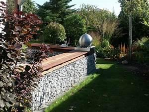 Gartengestaltung Mit Licht : gabionen f r garten und hochbeet ~ Sanjose-hotels-ca.com Haus und Dekorationen