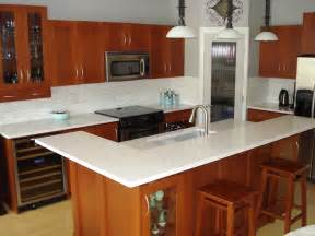staten island kitchens gorgeous white quartz countertops a statement in