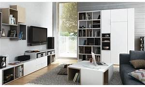 Meuble Pour Petit Espace : meuble de salon pour petit espace ~ Premium-room.com Idées de Décoration
