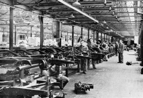 25 Janvier 1919  L'usine Citroën Devient Une Usine