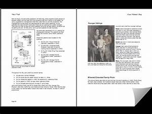Family History Sample How To Write Your Family History