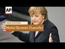 Merkel Becomes First Female German Chancellor - 2005 ...