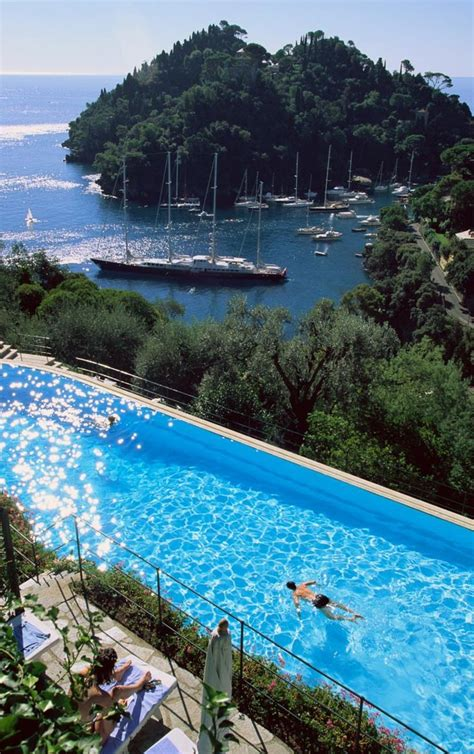 Hotel Splendido Portofino Liguria Italy Paisajes