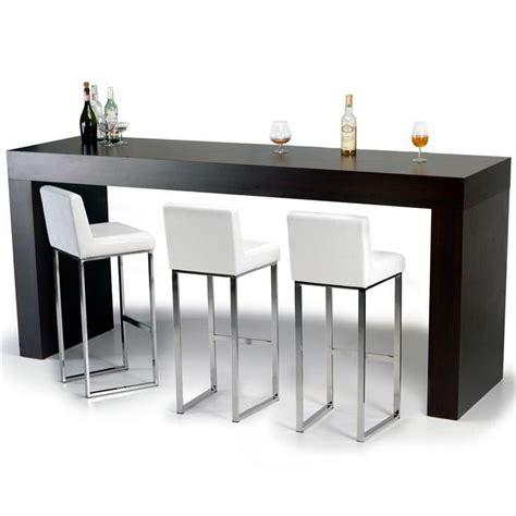 meubles de cuisine pas cher occasion table haute quot hour quot wengé achat vente table a