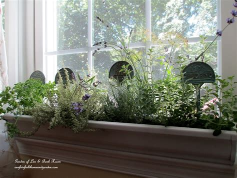 window sill garden diy windowsill windowboxes our fairfield home garden