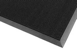 notrax rubber brush mat outdoor rubber scraper matting