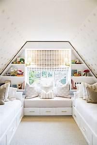 Jugendzimmer Möbel Für Dachschrägen : welche m bel f r dachschr gen machen den raum sch n wohnlich ~ Sanjose-hotels-ca.com Haus und Dekorationen