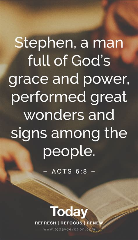 The quote belongs to another author. Word and Deed Ministry   Devotions, Bible prayers, Gods grace