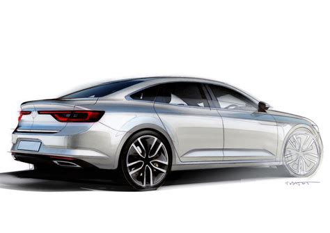 renault talisman 2016 renault talisman replaces the laguna sedan video