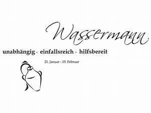 Wassermann Sternzeichen Eigenschaften : wandtattoo sternzeichen wassermann eigenschaften ~ Orissabook.com Haus und Dekorationen