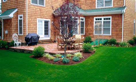 landscaping pic hilltop turf landscapes orange ct landscaping and masonry
