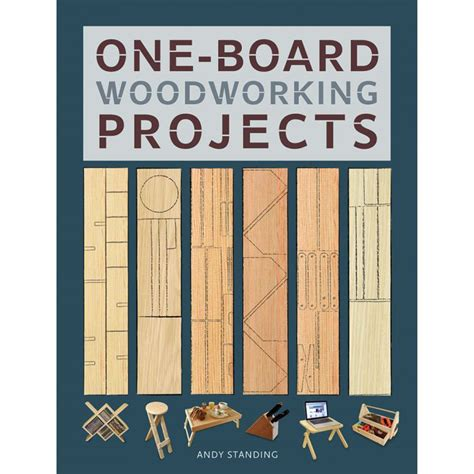 board woodworking projects book