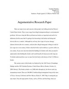 argumentative essay introduction