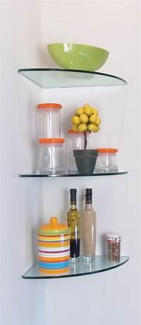 glass corner shelves 12 Best Collection of Floating Glass Corner Shelf