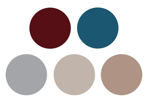 what colors go with maroon paint colors that go with burgundy furniture home decor