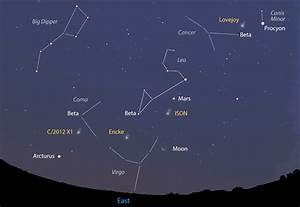 Four Comets Haunt the Halloween Dawn! Here's How to See ...