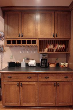 custom quarter sawn oak kitchen  peabody enterprises