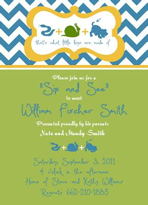 mg paperworks baby shower invitations
