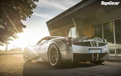 Pagani Huayra Wallpapers Gear Topgear Week