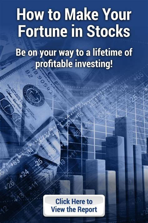 """In our exclusive """"How to Make Your Fortune in Stocks ..."""