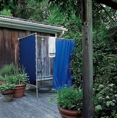 Sichtschutz Gartendusche by Sichtschutz F 252 R Gartendusche 35 Tolle Beispiele