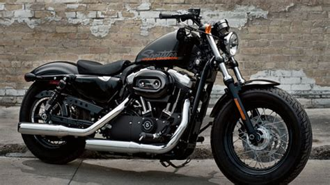 Harley Davidson Forty Eight Image by Harley Davidson Expands Sportster Line With New Forty