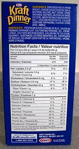 Kraft Dinner Pasta | Photo from nutrition project ...