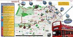 San Francisco Attractions Map PDF - FREE Printable Tourist ...