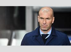 Zinedine Zidane's purring with delight after Real Madrid's