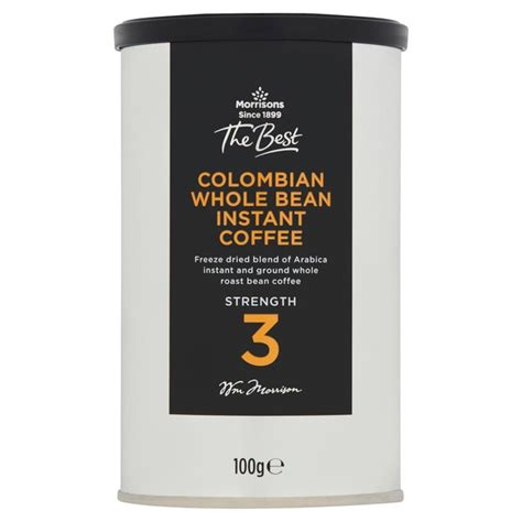 In 2017 the company won both the us roasting. Morrisons The Best Whole Bean Instant Coffee   Morrisons