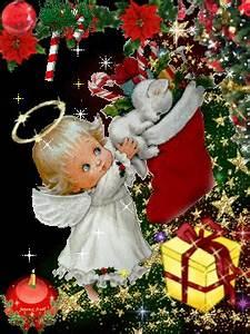 Ange De Noel Pour Cime De Sapin : noel ange chaton centerblog ~ Teatrodelosmanantiales.com Idées de Décoration