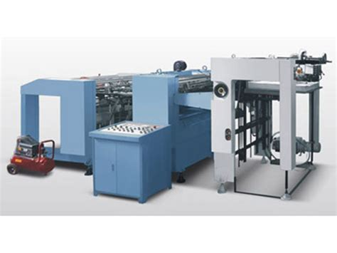 china professional supplier  automatic paper embossing