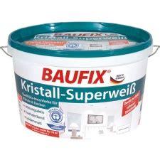 Baufix Wandfarbe Test by Baufix Kristall Superwei 223 Wandfarben Im Test