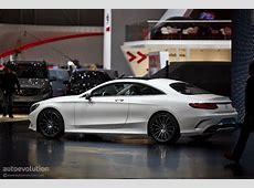 The MercedesBenz SClass Coupe C217 Reaches Geneva