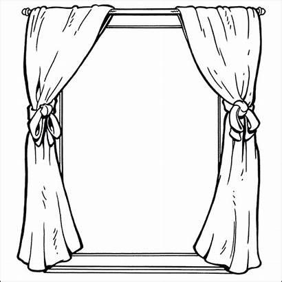 Window Clipart Clip Open Tingkap Cliparts Shopping