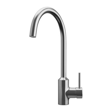 kitchen faucets edmonton ringskär single lever kitchen mixer tap ikea