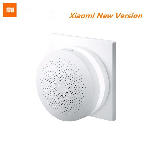 aliexpress buy 2017 new xiaomi gateway mi smart