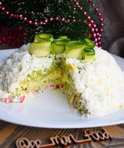 Kārtainie salāti Maigumiņš - INSTA receptes - tavs recepšu ...