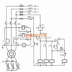 Starting Circuit For Single-phase Induction Motor